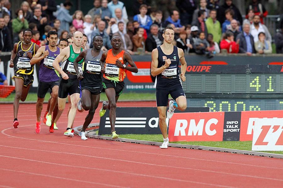 Les meilleurs athlètes du moment se disputeront les podiums à Sotteville-ls-Rouen (Photo d'illustration : Meeting de 2013/Stade sottevillais76