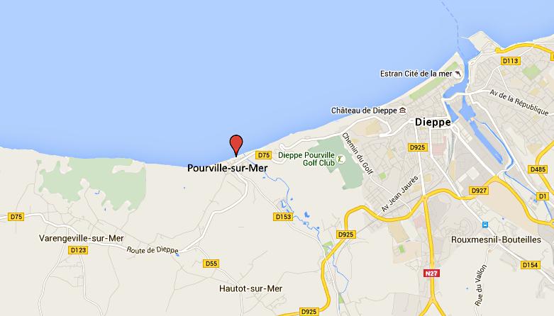 Près de Dieppe : un baigneur de 9 ans, victime d'un malaise, hospitalisé dans un état critique à Rouen