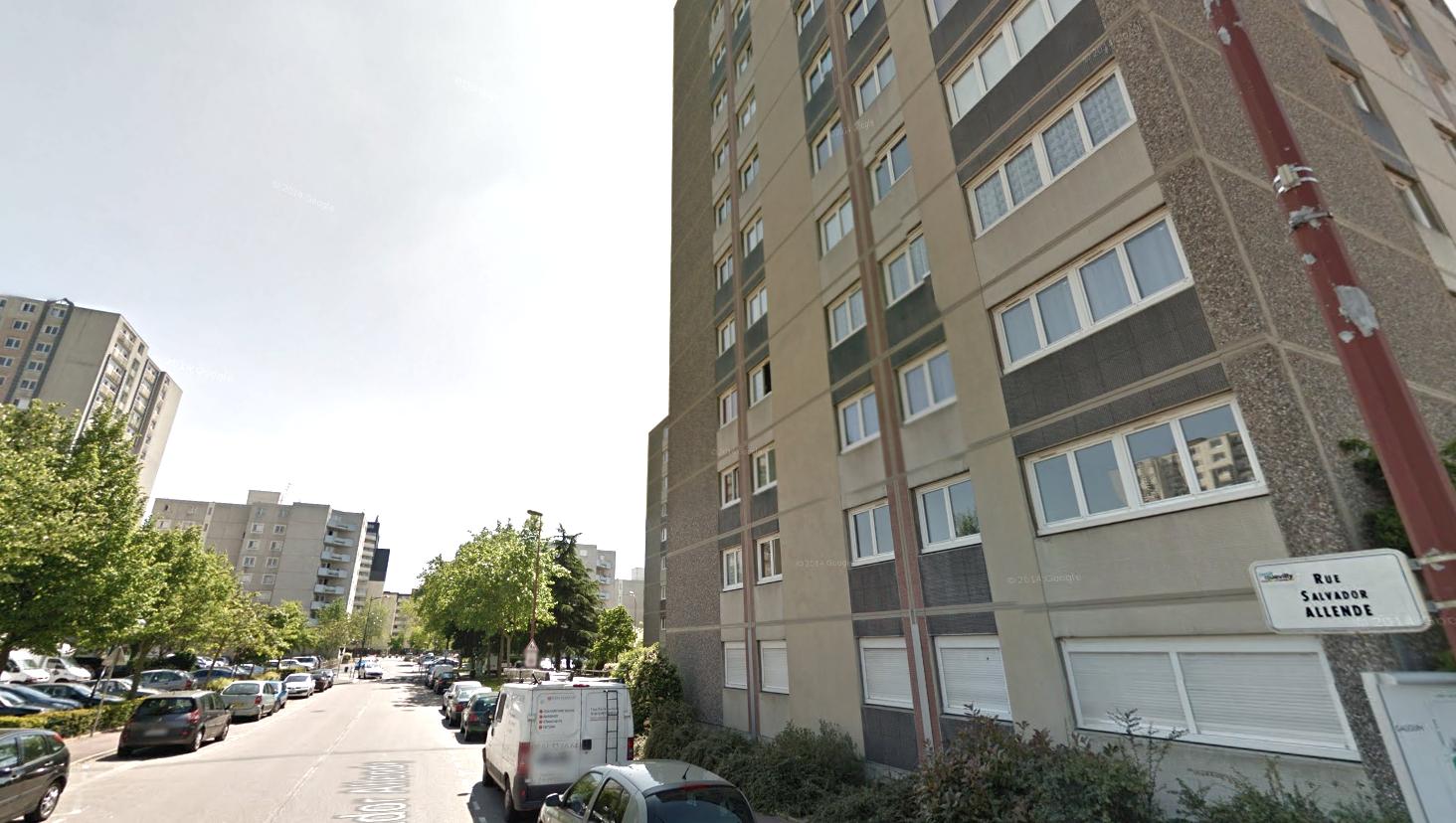 Le drame est survenu dans un des immeubles de la rue Salvador Allende, à Petit-Quevilly