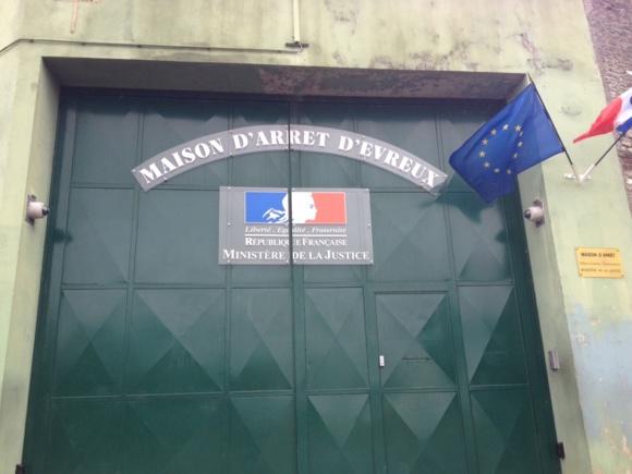 La maison d'arrêt d'Evreux @infoNormandie