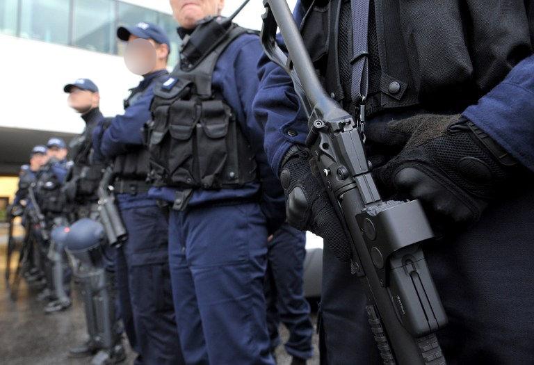 Des renforts sont mobilisés chaque nuit pour sécuriser le quartier du Val Fourré (Photo d'uillustration)
