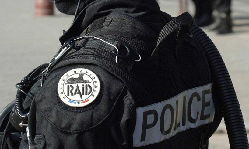 Les hommes du RAID, l'unité d'élite de la police, ont été mis en état d'alerte