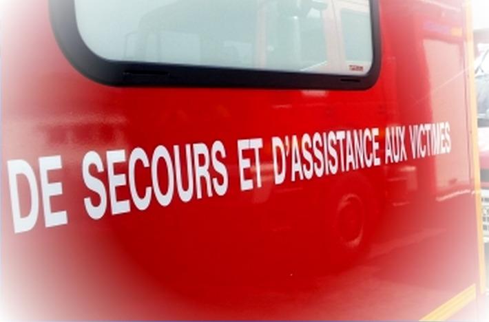 @Illustration. La fillette a été prise en charge par les sapeurs-pompiers et transportée aux urgences du CHU de Rouen