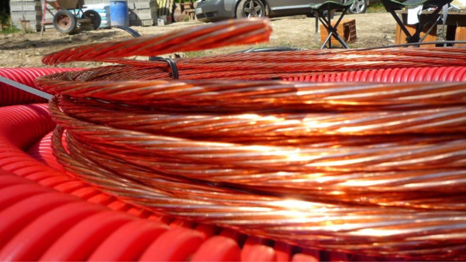 Yvelines : 70 000€ de câbles de cuivre volés au préjudice de l'Opievoy à Plaisir