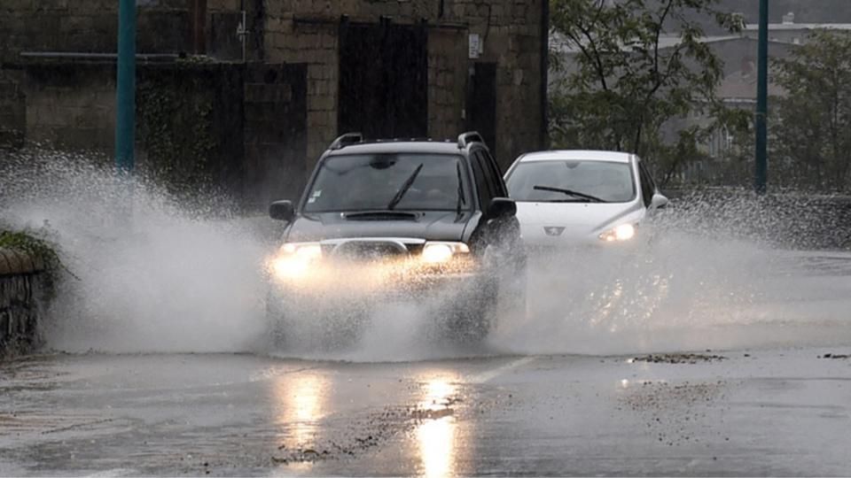 """L'Eure, l'Orne et 11 autres départements en vigilance """"pluie et inondation"""""""