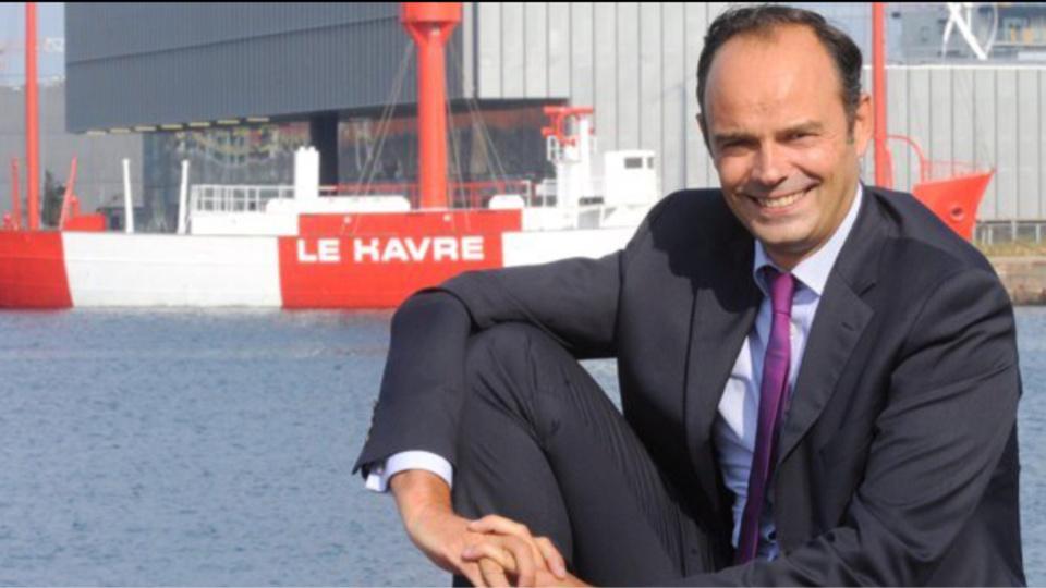 Edouard Philippe, député-maire du Havre