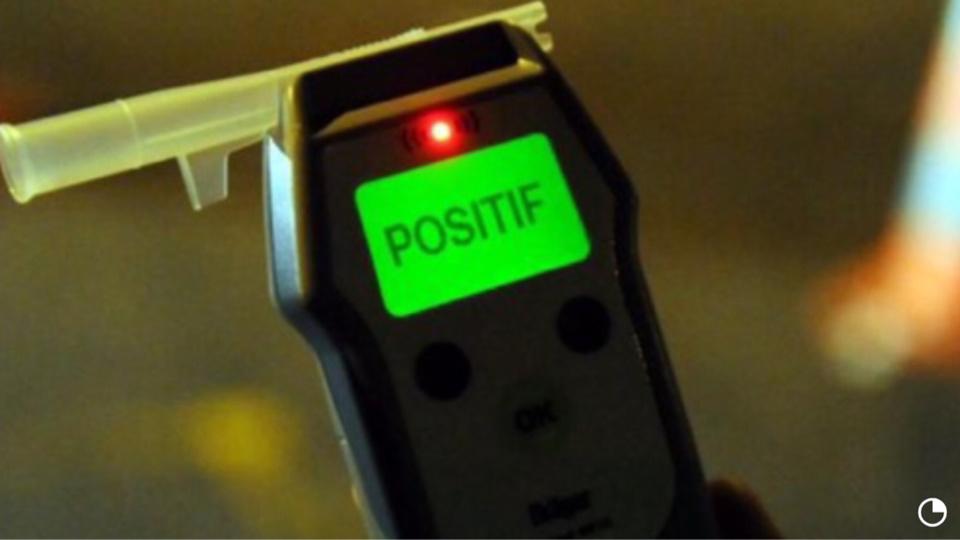 Rouen : ivre et sans permis, il passe le volant à sa passagère avant un contrôle de police