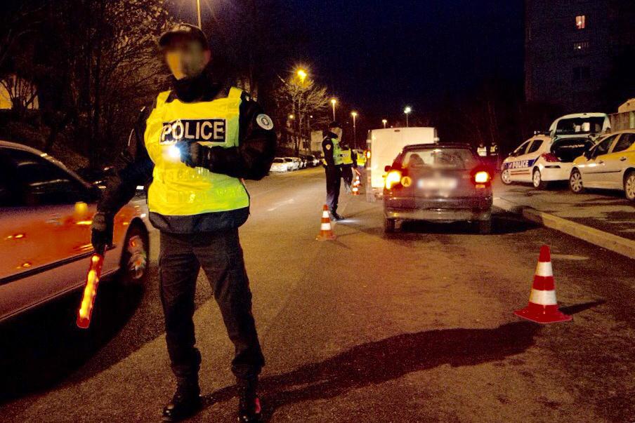 Illustration. L'auteur de la fusillade de Louviers a été interpellé ce jeudi matin lors d'un banal contrôle routier