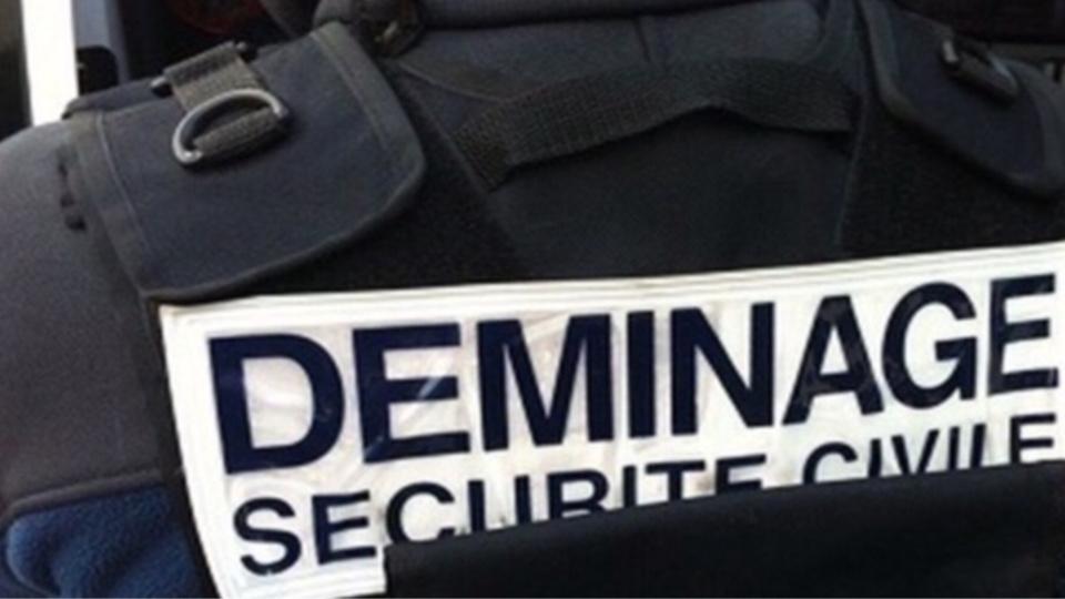 Yvelines : une cinquantaine d'obus prise en charge par les démineurs à Guyancourt