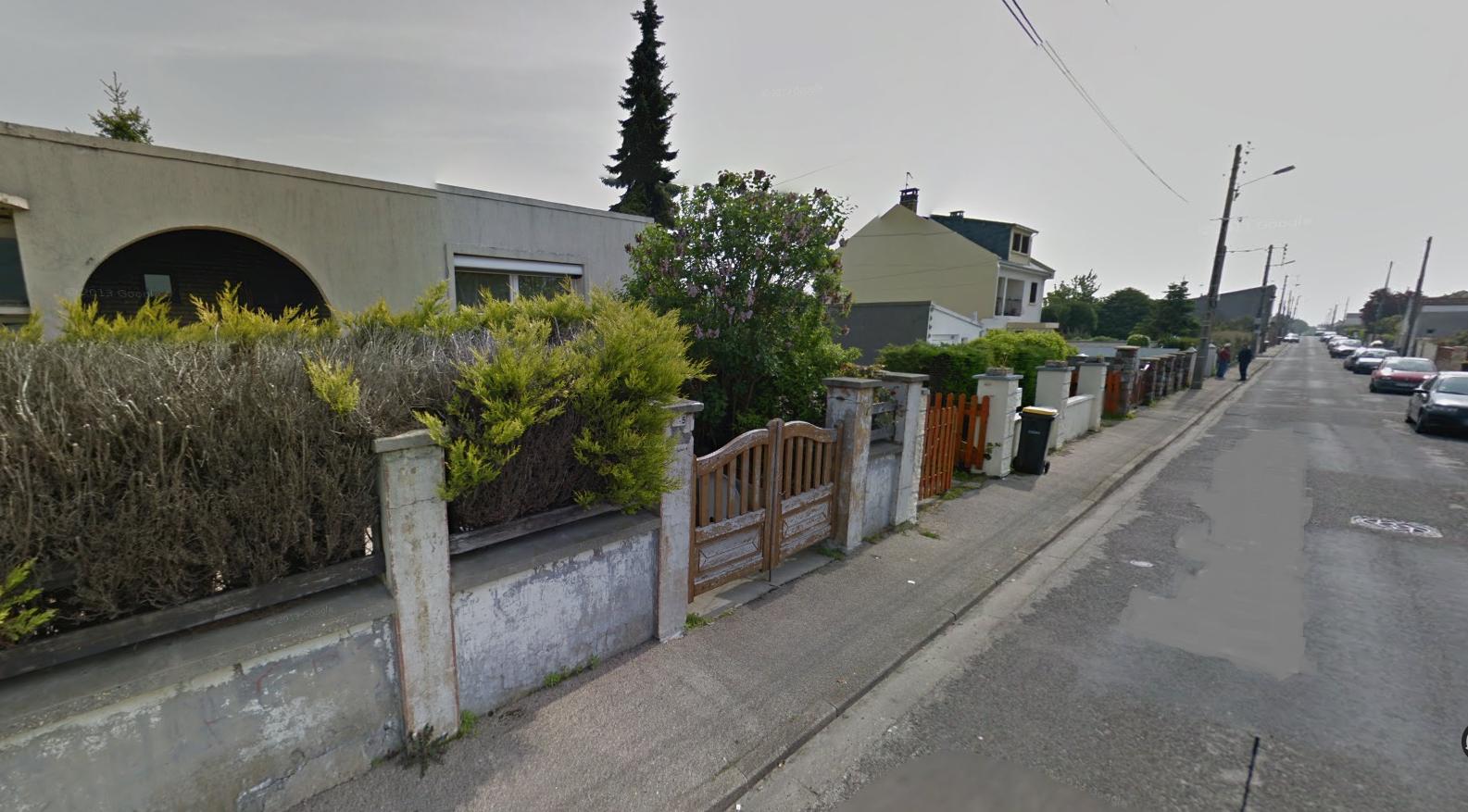 L'altercation s'est produite dans la maison de la victime, 5, rue Ferdinand de Lesseps, dans le quartier Sanvic