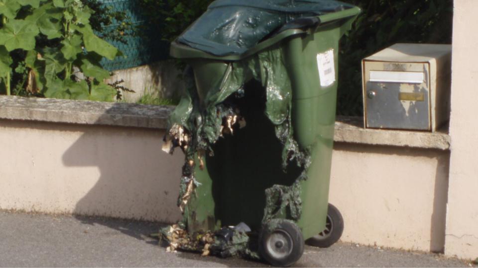 Le Havre : l'incendiaire de poubelles avait 1,70 g d'alcool dans le sang