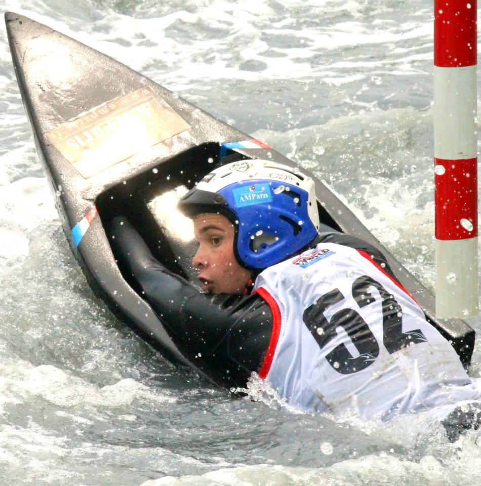 Riverboarding : le plongeur-démineur défendra son titre de champion du monde au Guatemala