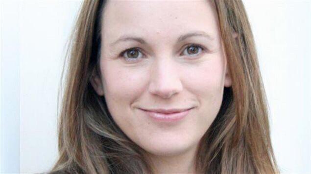 Axelle Lemaitre, 41 ans, était députée de la 3e circonscription des Français établis hors de France (Londres), lors de sa nomination au Gouvernement en avril 2014