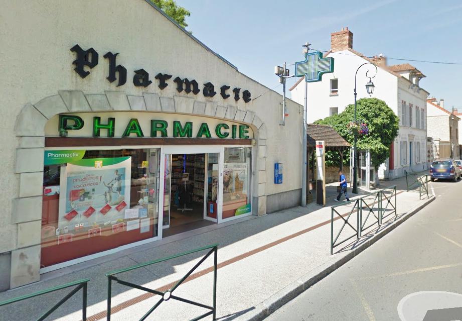 Yvelines : une pharmacie braquée à Vaux-sur-Seine, cet après-midi