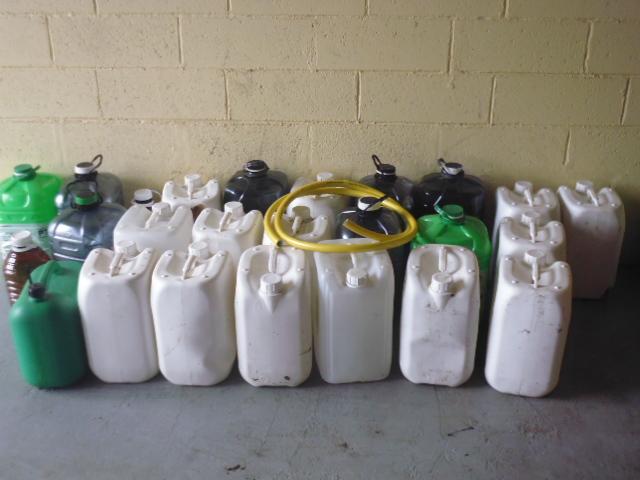 Etrépagny : ils sont accusés d'avoir siphonné (et revendu) plus de 7500 litres de gasoil