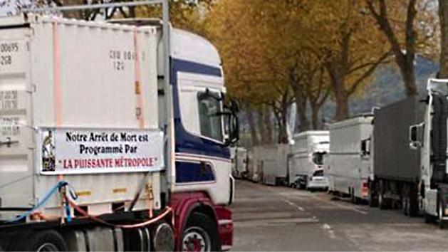 Les forains refuseraient de s'installer sur l'esplanade Saint-Gervais (Photo @DR)