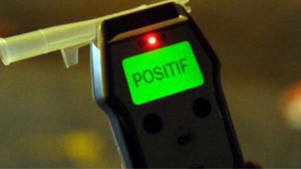 Rouen : ivre au volant, le jeune homme force un contrôle ...d'alcoolémie