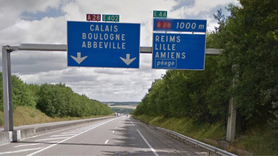 Un véhicule signalé à contre-sens sur l'A28 entre Rouen et Abbeville
