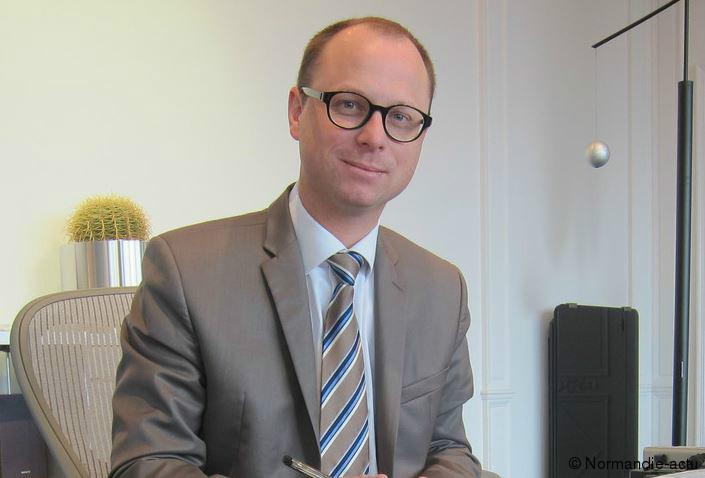 Nicolas Rouly, premier secrétaire fédéral du PS en Seine-Maritime
