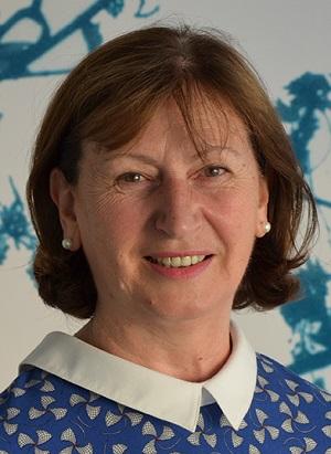 Catherine Gibert, 61 ans, est professeure d'anglais