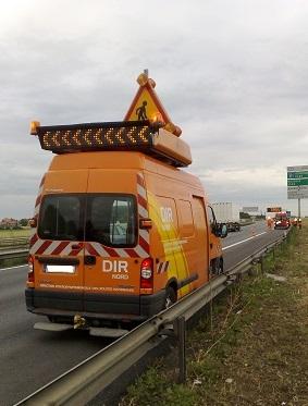Pendant un mois, à partir de lundi, la circulation sur la RN12 sera perturbée dans la traversée de La Madeleine-de-Nonancourt