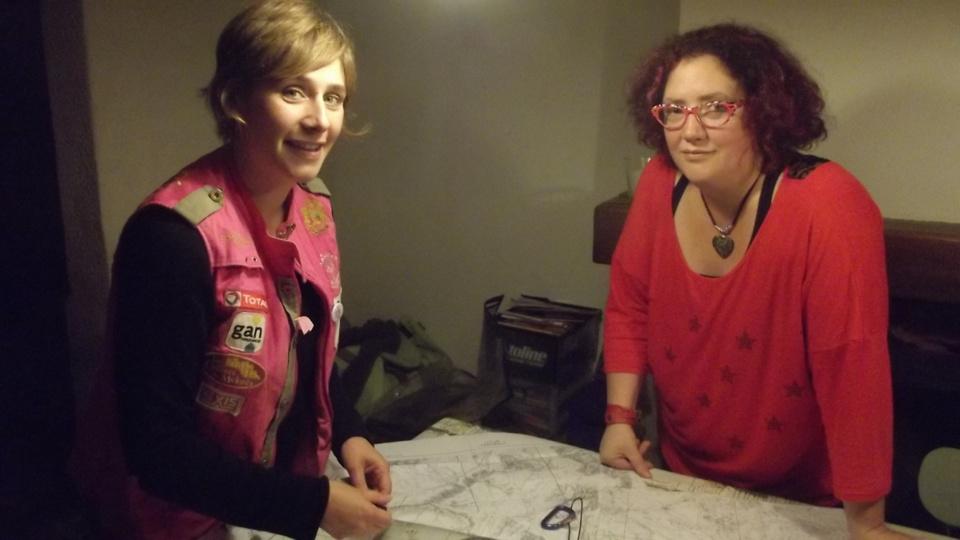 Les deux mères de famille veulent promouvoir l'action de l'association « France Lymphome Espoir » qui se bat au quotidien pour améliorer le quotidien des personnes touchées par le lymphome, 5ème cancer en France.