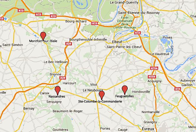 Chasse à l'homme dans l'Eure après un cambriolage et deux tentatives de vols par effraction