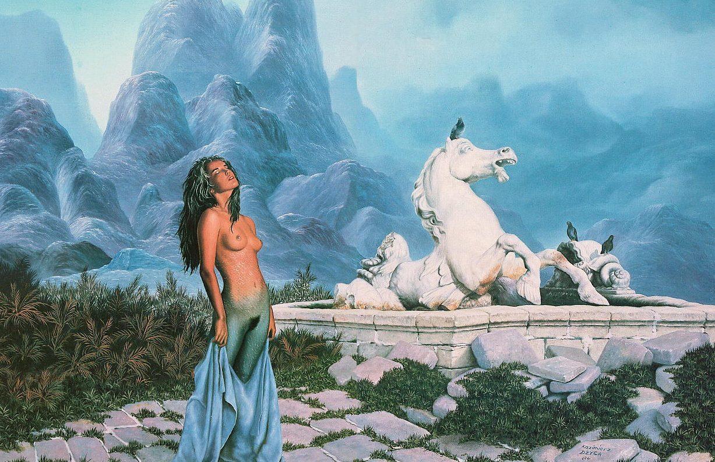 La Fontaine des désirs (1984), oeuvre de Kazimierz Dzyga