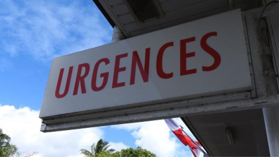 L'octogénaire a été transportée au CHU de Rouen dans un état grave