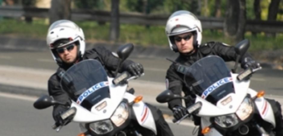 Course-poursuite entre Rouen et Evreux : le fuyard percute un poteau et disparait