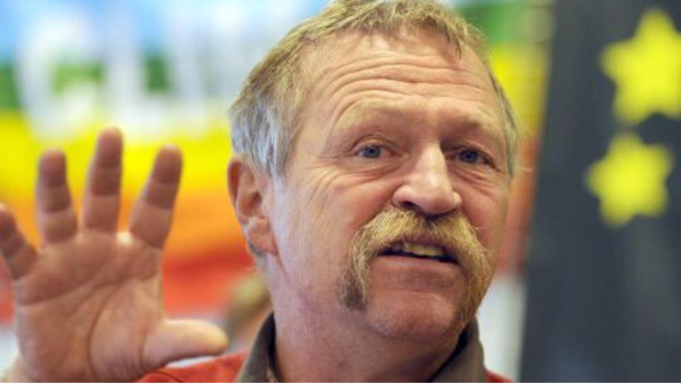 José Bové est député européen depuis 2009