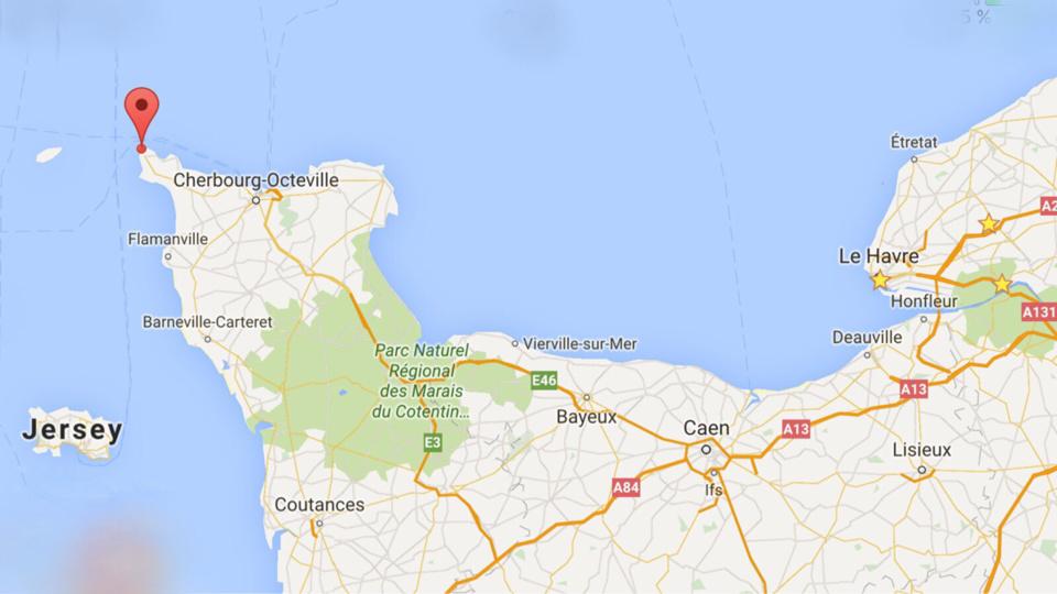 Un homme tombé à la mer au large de la Hague : les recherches sont restées vaines