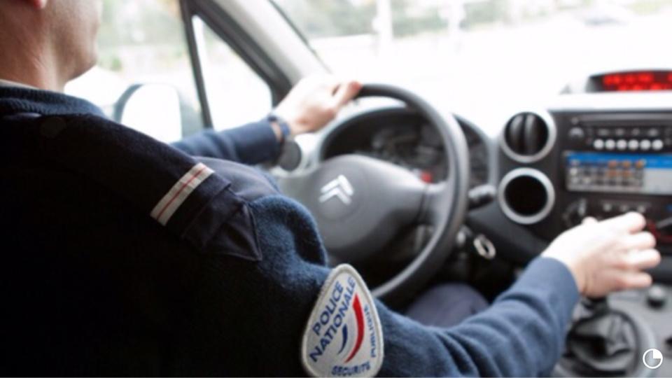Au volant d'une voiture volée à Evreux, le jeune Elbeuvien tente de semer la police