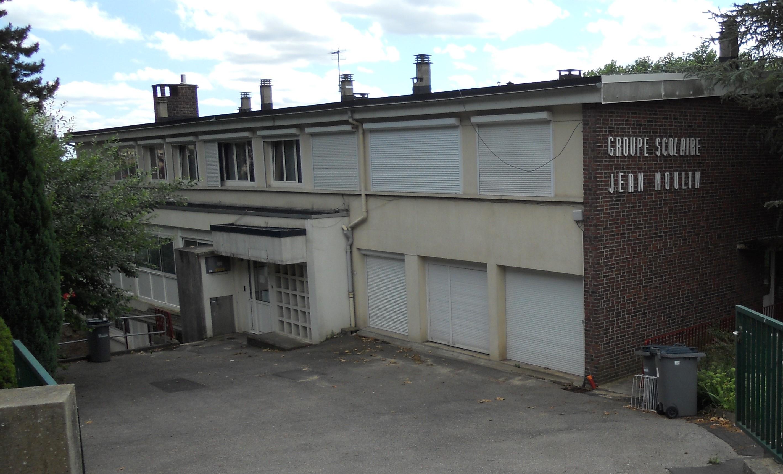Les cambrioleurs du groupe scolaire Jean Moulin avaient dérobé 16 ordinateurs (Photo@Ville de Notre-Dame-de-Bondeville)
