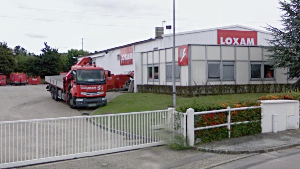 Des voleurs de gasoil surpris en pleine action dans les locaux de Loxam à Grand-Quevilly