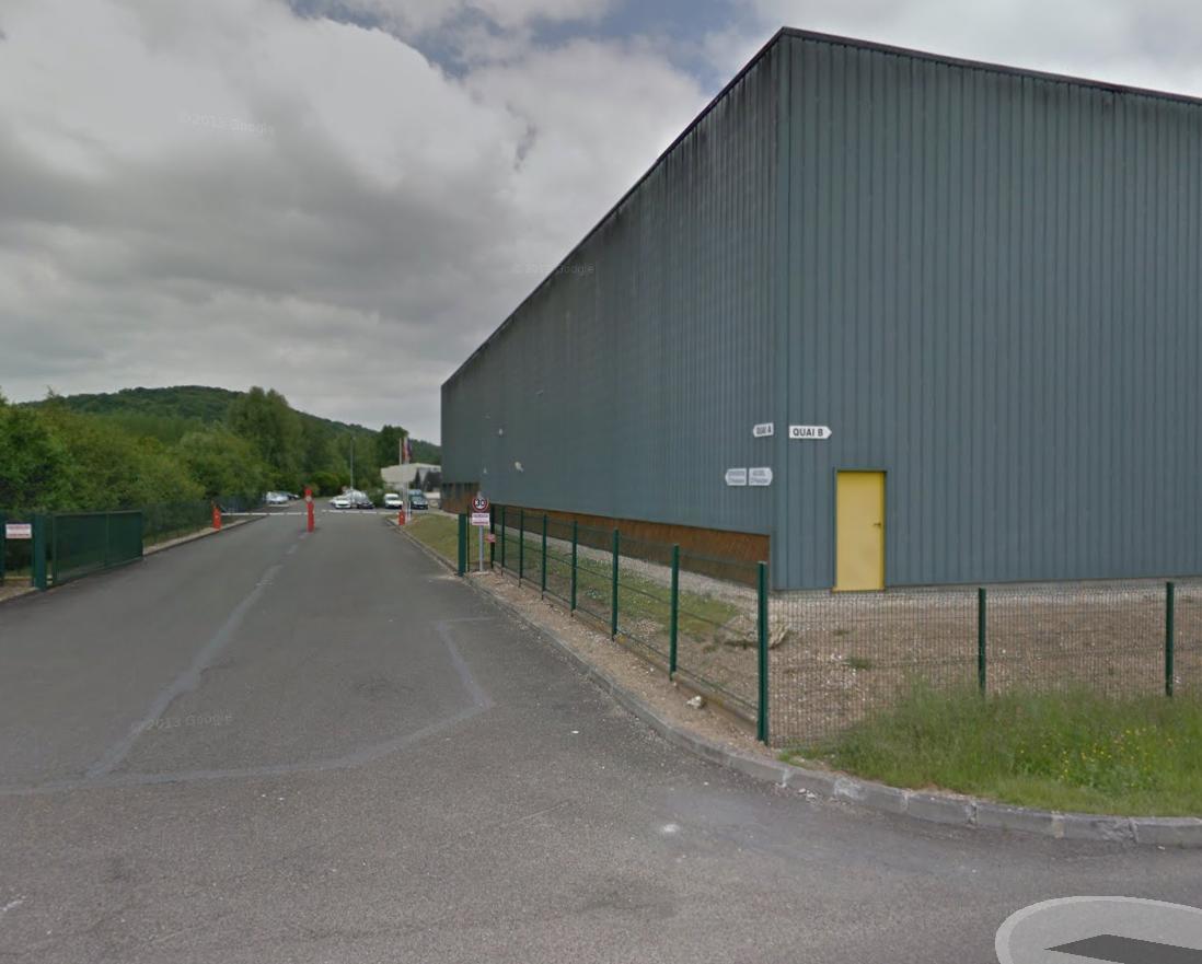 La société CCI Productions est implantée sur 11 000 m2 dans la zone artisanale des Pâtis, à Acquigny