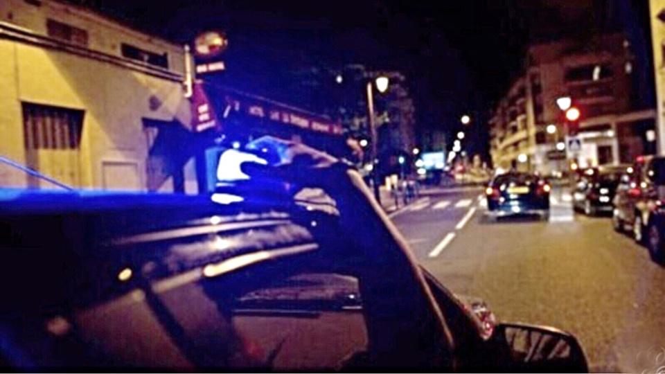 Andrésy : interpellé par les policiers après un vol dans un camion de chantier