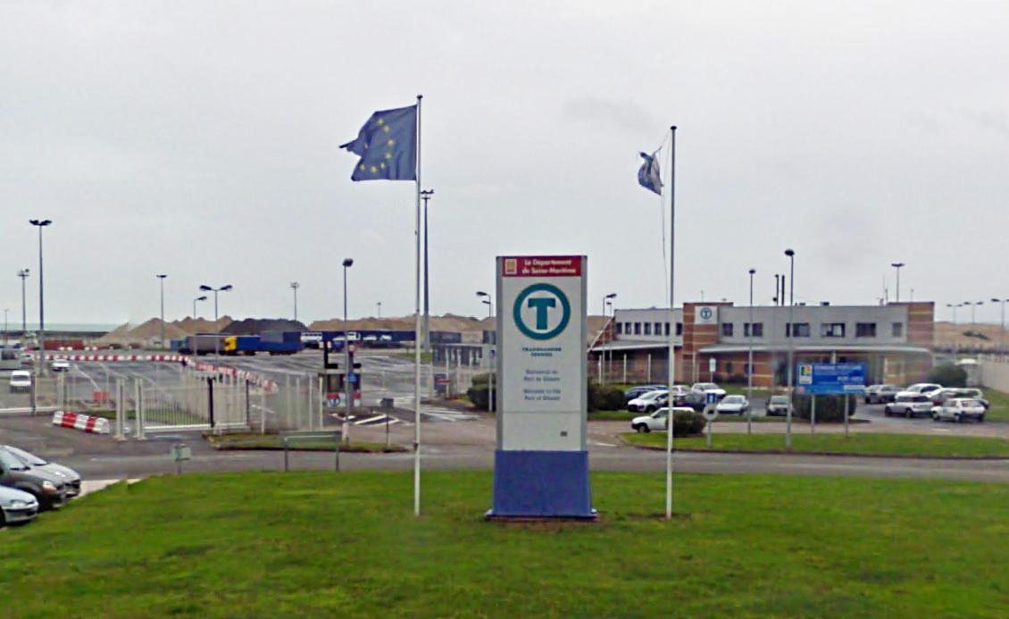 Terminal Transmanche à Dieppe
