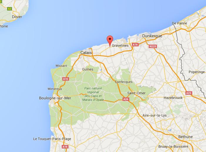 Deux grenades et un obus découverts sur une plage du Pas-de-Calais