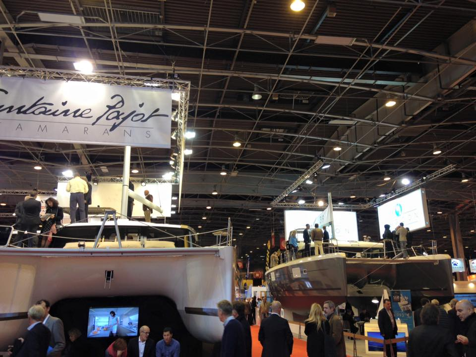 La seine maritime pr sente au salon nautique international - Salon nautique international de paris ...