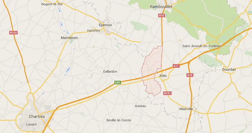 Accident mortel sur la D910 à Prunay-en-Yvelines : la route est déviée