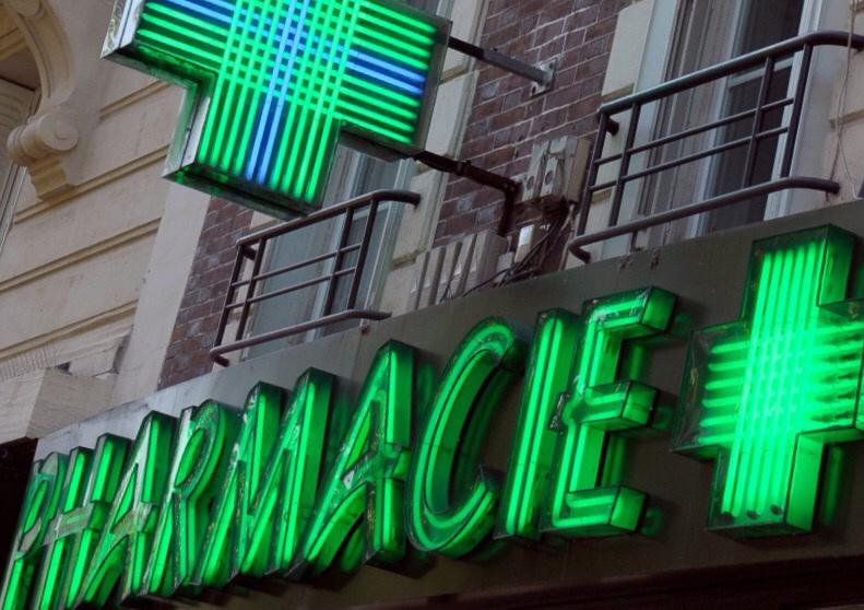 Une douzaine de pharmacies et de bars-tabac du Havre et de Honfleur ont été victimes du voleur havrais (Photo d'illustration)
