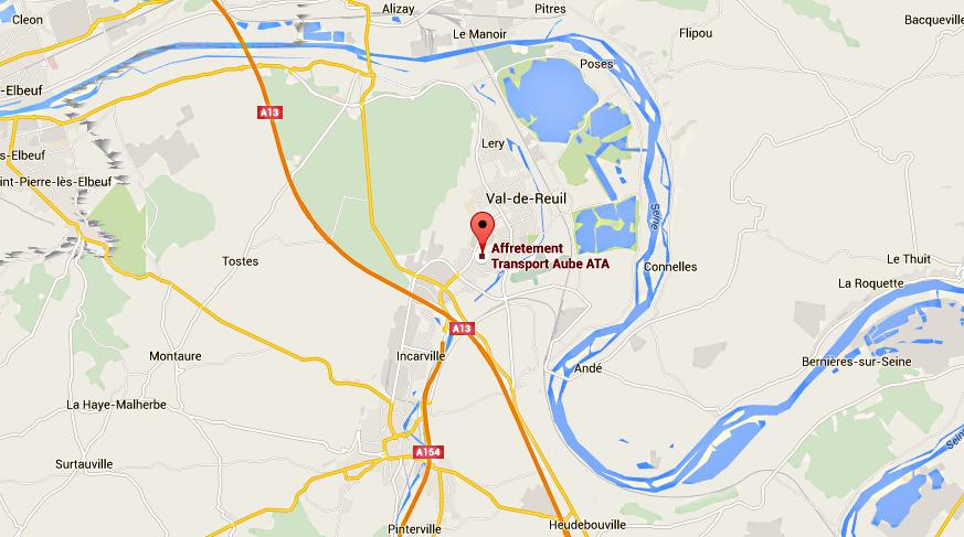 Val-de-Reuil : 17 clandestins kurdes irakiens interceptés dans un camion qui venait de Belgique