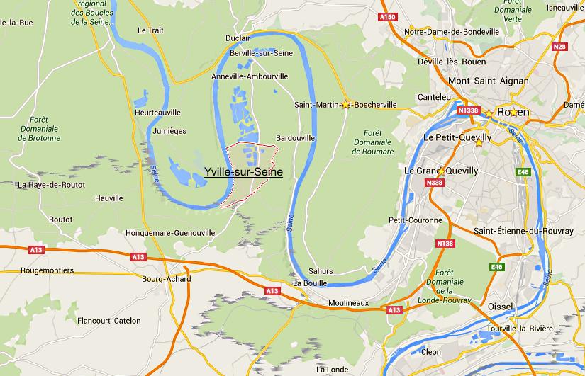 [MEPRISE] Deux employés du port de Rouen pris pour des cambrioleurs par des riverains !
