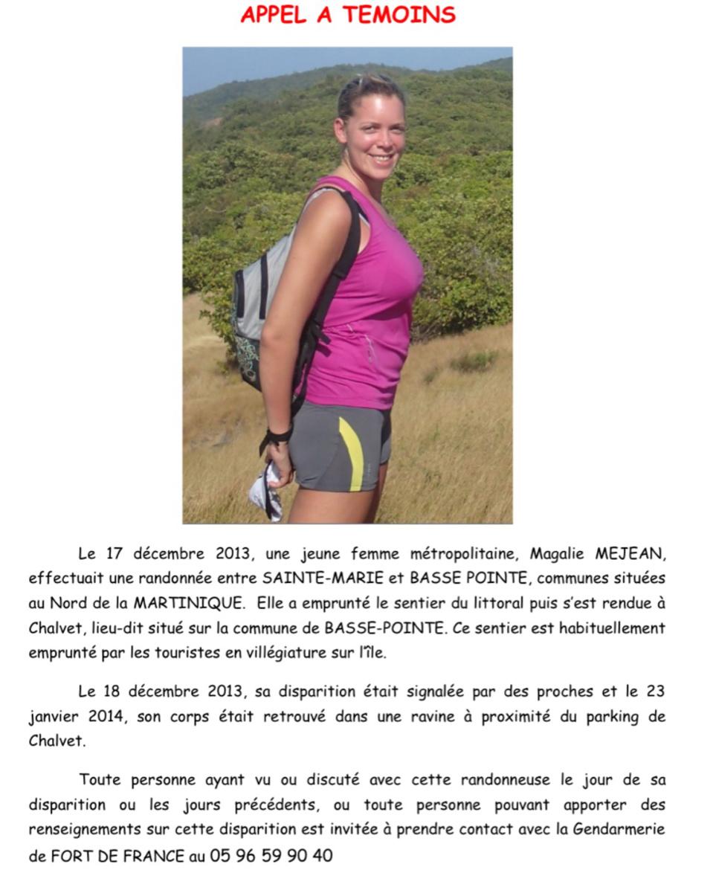Normandie. La mort de Magalie Méjean en Martinique reste une énigme : l'enquête est relancée