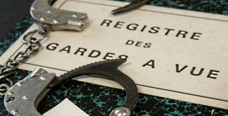 Le jeune homme s'est vu notifier à l'issue de sa garde à vue une convocation devant le tribunal correctionnel de Rouen (Illustration)