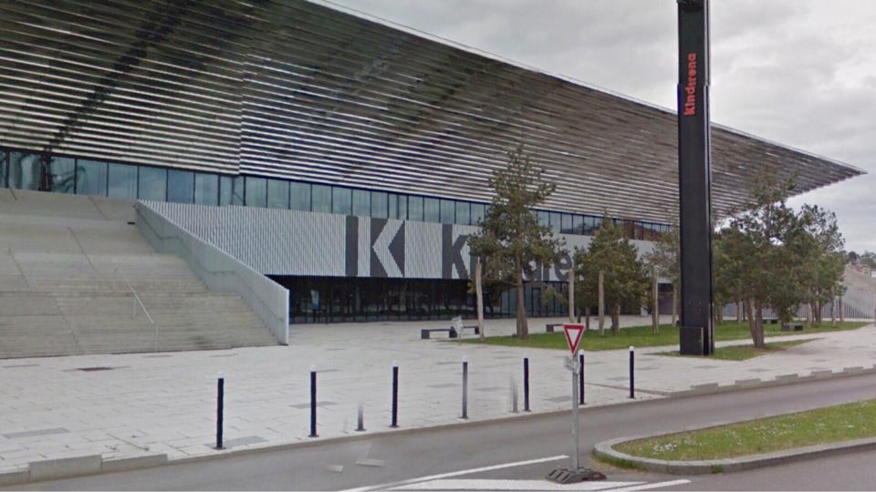 Le vol s'est produit sur le parvis du Kindarena, à Rouen (Illustration)
