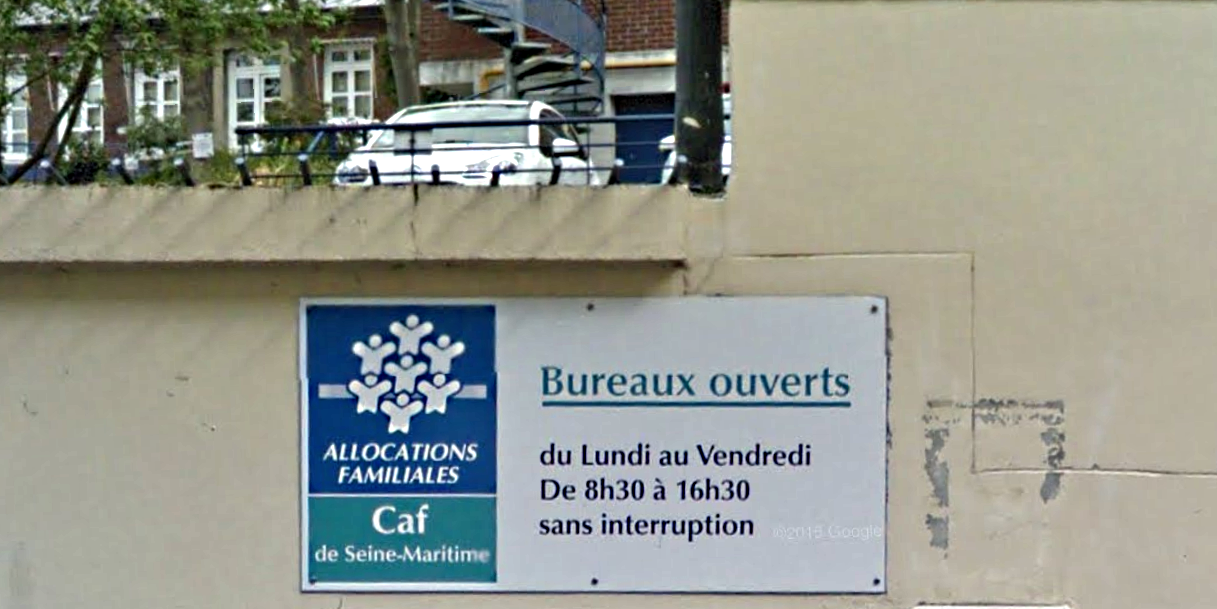 Fermeture exceptionnelle de la CAF de Seine-Maritime pour les fêtes