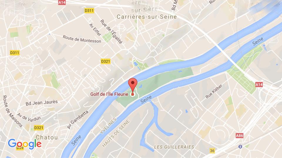 Fric-frac au golf de Carrières-sur-Seine : les cambrioleurs percent le coffre-fort
