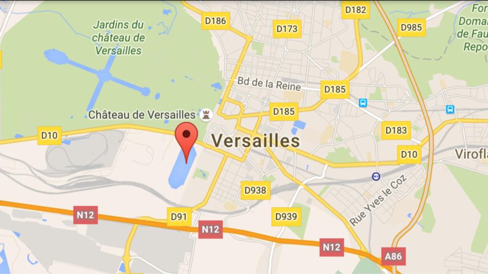 Versailles : le cadavre d'une femme de 80 ans découvert dans la pièce d'eau des Suisses